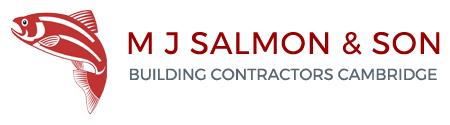 MJ Salmon & Son Logo