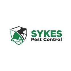 Sykes Pest Control Logo