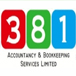 381 Accountancy And Bookkeeping Services Ltd Logo