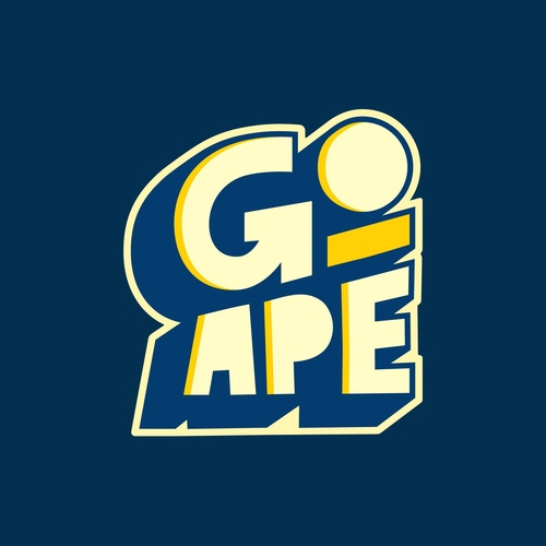 GO APE -Alexandra Palace Logo
