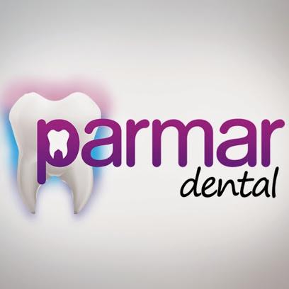 Parmar Dental Logo