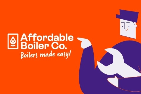 Affordable Boiler Co. Logo