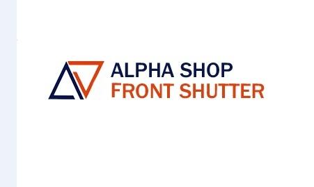 Alpha Shop Logo