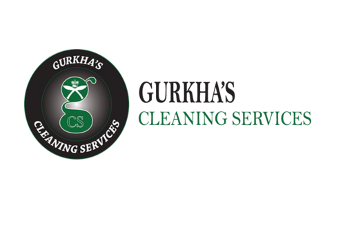 Gurkha's Cleaning Services Logo