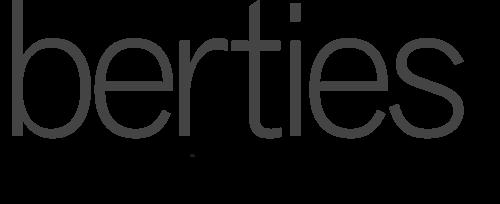 Berties Clothing Logo