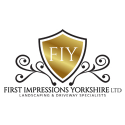 First Impressions Yorkshire Landscaping & Driveways Logo