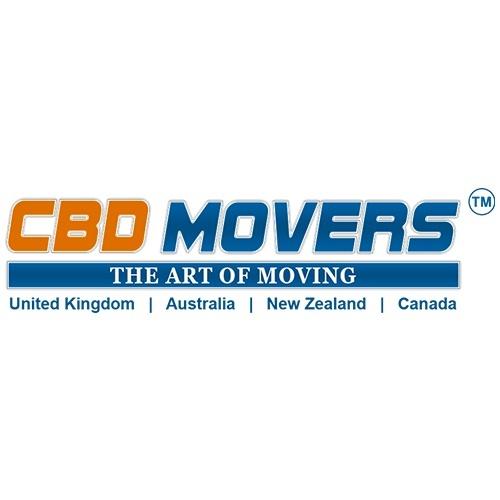 CBD Movers UK Logo