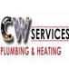 Cw Services Plumbing And Heating Logo