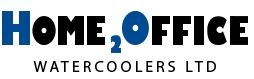 Home 2 Office Water Coolers Logo
