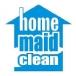 Home Maid Clean Logo