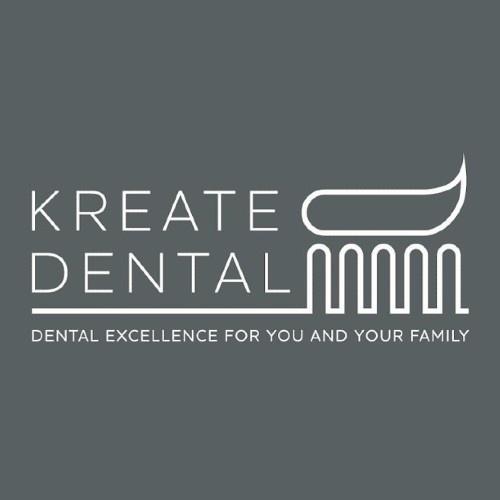 Kreate Dental Logo