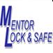 Mentor Locksmith And Safe Co Logo