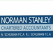 Norman Stanley Chartered Accountants Logo