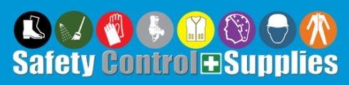 Safety Control Supplies Logo