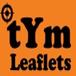 Tym Leaflets Ltd Logo